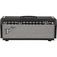 '65 Deluxe Reverb® Head - Black and Silver