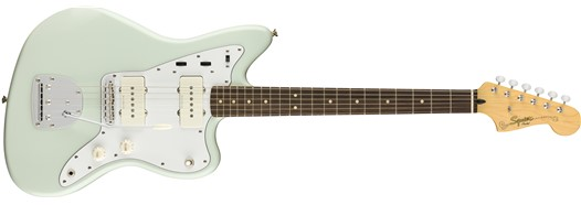 Vintage Modified Jazzmaster® in Sonic Blue