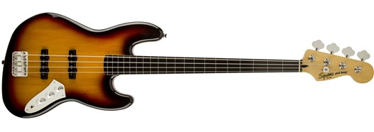 Vintage Modified Jazz Bass® Fretless in