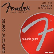 80/20 Coated Acoustic Guitar Strings -