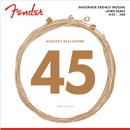 8060 Phosphor Bronze Acoustic Bass Strings - Long Scale -