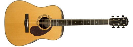 PM-1 Deluxe Dreadnought, Natural