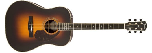 PM-1 Deluxe Dreadnought, Vintage Sunburst