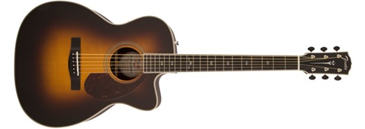 PM-3 Deluxe Triple-0, Vintage Sunburst