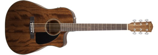 CD-60CE All Mahogany with Case -
