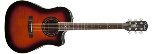 T-Bucket™ 300CE 3-Color Sunburst