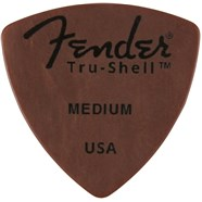 Fender® Tru-Shell Picks - 346 Shape Tru-Shell