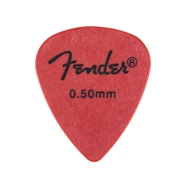 Fender® Touring Picks - 12 Count - Red