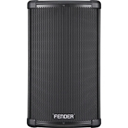 "Fighter 10"" 2-Way Powered Speaker - Black"
