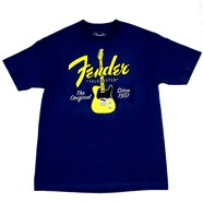 Fender® Telecaster® Since 1951 T-Shirt - Blue