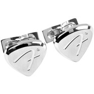 S.T. Dupont Limited Edition Palladium Fender Cufflinks -