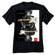 Fender™ Jimi Hendrix® Collection Alter Your Axis T-Shirt in Black
