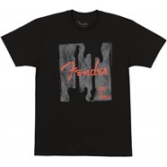 Fender® Built To Inspire Men's T-Shirt - Black