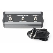 3-Button Footswitch: Vintage and Burn-Vibrolux® and Bassman®-Effects -