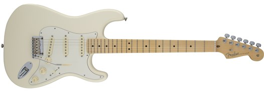 American Standard Stratocaster® Olympic White