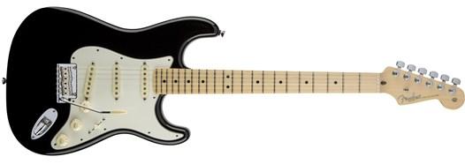 American Standard Stratocaster® in Black