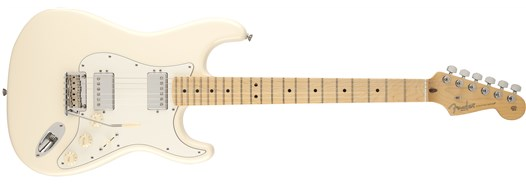 American Standard Stratocaster® HH Olympic White