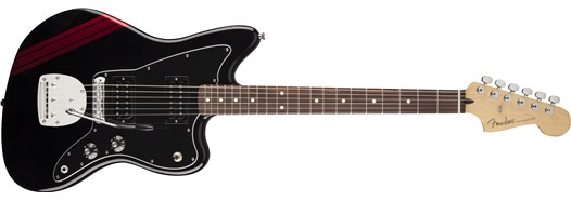 Special Edition Blacktop Jazzmaster® HH Stripe