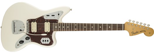 Classic Player Jaguar® Special HH Olympic White