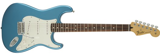 Standard Strat® - Lake Placid Blue