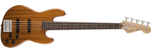 Deluxe Active Jazz Bass® V Okoume -