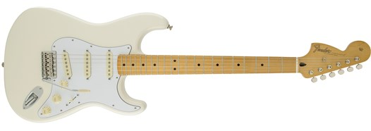 Jimi Hendrix Stratocaster® - Olympic White