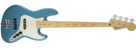 Standard Jazz Bass® Lake Placid Blue