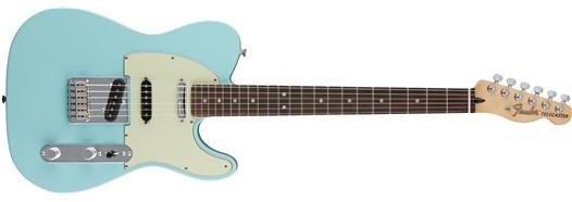 Deluxe Nashville Tele® Daphne Blue