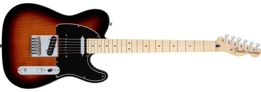 Deluxe Nashville Tele® 2-Color Sunburst
