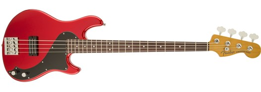 Modern Player Dimension™ Bass - Candy Apple Red