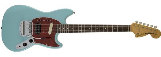 Kurt Cobain Mustang® Sonic Blue