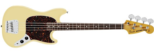 Mustang® Bass Vintage White