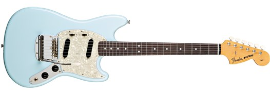 Classic Series '65 Mustang® Daphne Blue