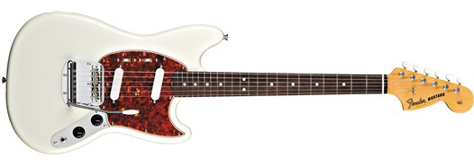 Classic Series '65 Mustang® Olympic White