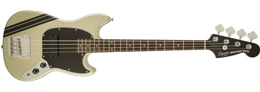 Mikey Way Mustang® Bass in