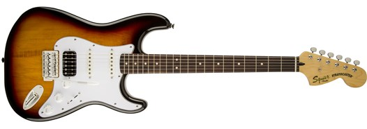 Vintage Modified Stratocaster® HSS in 3-Color Sunburst