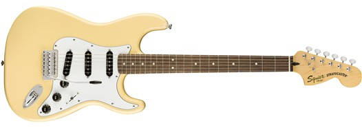 Vintage Modified '70s Stratocaster® in Vintage White