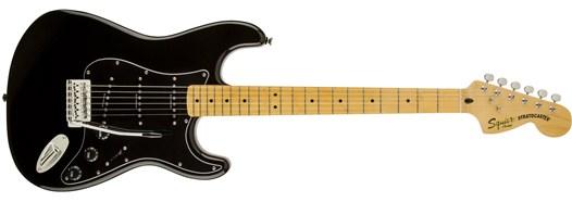 Vintage Modified '70s Stratocaster® - Black