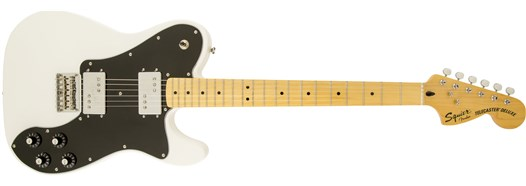 Vintage Modified Telecaster® Deluxe in Olympic White