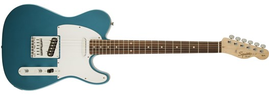 Affinity Series™ Telecaster® in Lake Placid Blue