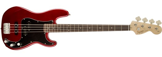 Affinity Series™ Precision Bass® PJ Metallic Red