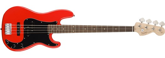 Affinity Series™ Precision Bass® PJ - Race Red