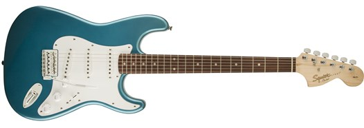 Affinity Series™ Stratocaster® in Lake Placid Blue