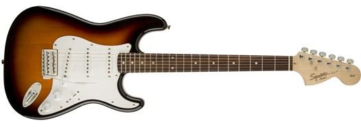 Affinity Series™ Stratocaster® - Brown Sunburst