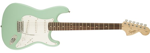 Affinity Series™ Stratocaster® Surf Green