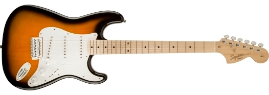 Affinity Series™ Stratocaster® - 2-Color Sunburst