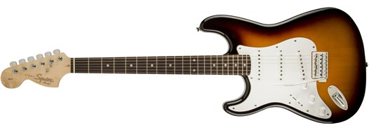 Affinity Series™ Stratocaster® Left-Hand in