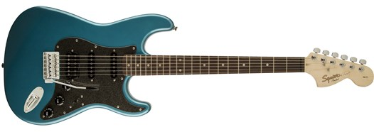 Affinity Series™ Stratocaster® HSS in Lake Placid Blue