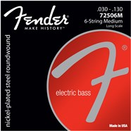 7250 Bass Strings (6-String) -
