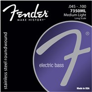 7350 Stainless Bass Strings -